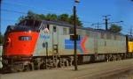 Amtrak E8A #205