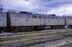 Amtrak E9B #468