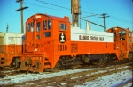 Illinois Central Gulf SW1300 #1310