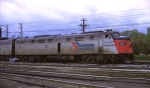 Amtrak E8A #208