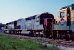 Southern Pacific SD45T-2 #9256