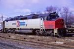 Amtrak SDP40F #531