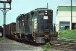Penn Central GP9 #7260