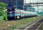 Amtrak E60CH #967