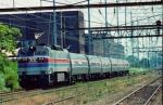 Amtrak E60CH #968