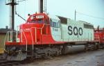 SOO SD40 #746