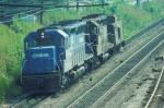 Conrail SD45 #6210