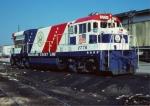 Seaboard Coast Line U36B #1776:2 Bicentennial