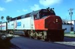 Amtrak SDP40F #644