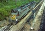 Conrail (stenciled) SD45 #6076