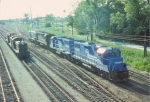 Conrail GP28-2 #8036