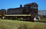 Seaboard Coast Line Alco S4 #82