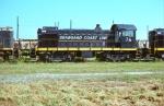 Seaboard Coast Line Alco S4 #76