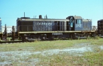 Seaboard Coast Line Alco RS3 #1252 (Still in P&N Colors)