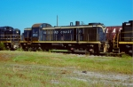 Seaboard Coast Line Alco RS3 #1253 (Still in P&N Colors)
