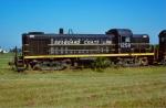 Seaboard Coast Line Alco RS3 #1258