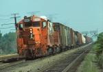 Illinois Central Gulf GP10 #8442
