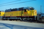 """UP SD40-2 #3055 """"We Can Handle It"""""""