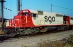 SOO SD40-2 #788