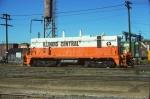 Illinois Central SW13B #1300B
