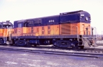 Milwaukee Road FM H-16-44 #404