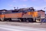 Milwaukee Road GP40 #2027
