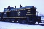 Belt Railway of Chicago TR2A #501