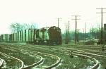 Grand Trunk Western SD40 #5917