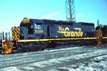 DRGW SD40T-2 Tunnel Motor #5379 (Being Delivered)