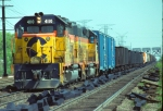 B&O GP40-2 #4110