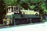 Conrail (stenciled) SW1500 #9618
