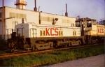 KCS Yard Slug #4257