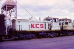 KCS SW1500 #4345