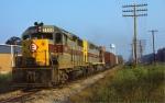 Erie Lackawanna GP35 #2556