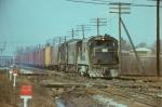 Penn Central U25B #2549