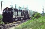 Conrail (stenciled) SD45 #6128