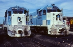 "CRI&P U33B #297 & GP38-2 #4319 ""Illinois"""