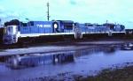 CRI&P U33B-Slug-U33B Set