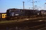 New Jersey Department of Transportation (NJT) GG1 #4876