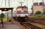 Amtrak E60CH #966
