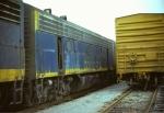 ATSF F7B #279A