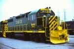 Reading GP39-2 #3413 (Being Delivered)