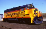 Baltimore & Ohio GP40-2 #4194