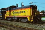 Baltimore & Ohio SW1200 #9609