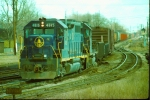 Baltimore & Ohio GP38 #4815
