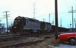 Baltimore & Ohio GP40 #4007