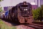 Conrail (stenciled) GP35 #2357