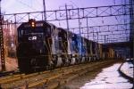 Conrail (stenciled) SD35 #6028
