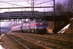 Amtrak E60CH #969