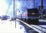 Amtrak E60CH #963